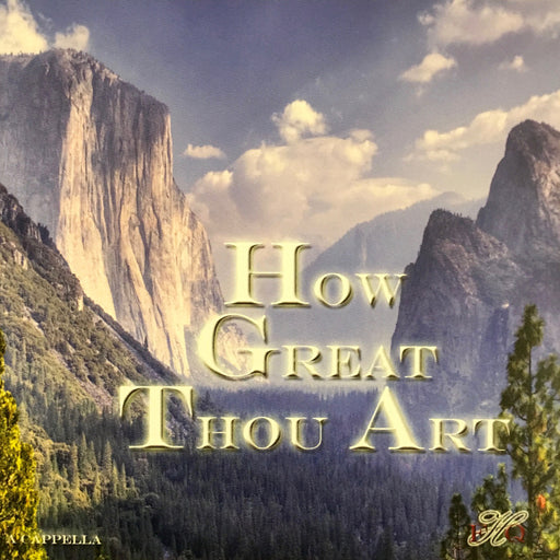 Favorite Hymns Quartet: How Great Thou Art CD