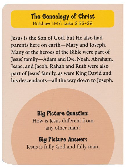 Big Picture Interactive Bible Stories for Toddlers, New Testament