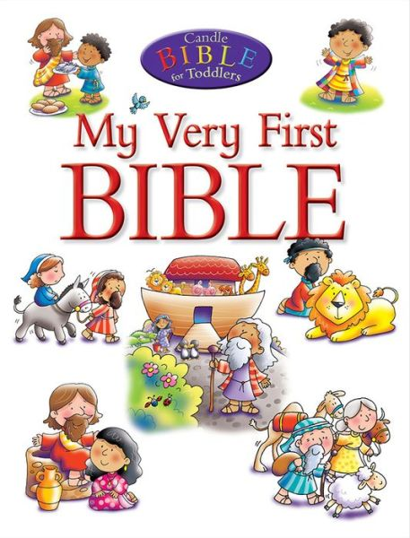 My Very First Bible: Candle Bible for Toddlers
