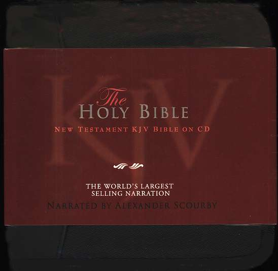 KJV Audio Bible New Testament