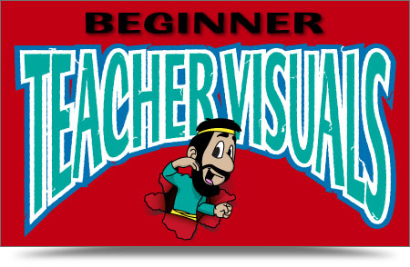 Beginner Teacher Visuals Unit 1 Lessons 1-26