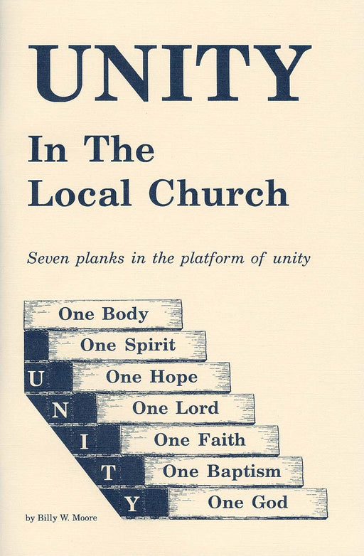 Unity in the Local Church