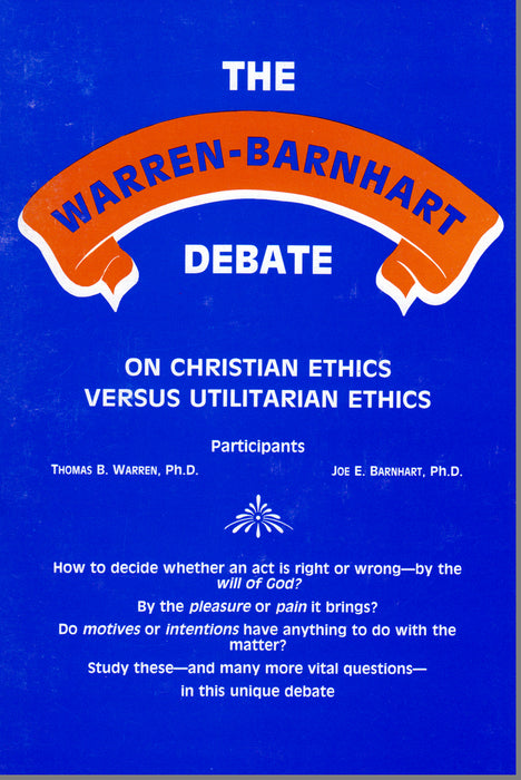 Warren-Barnhart Debate