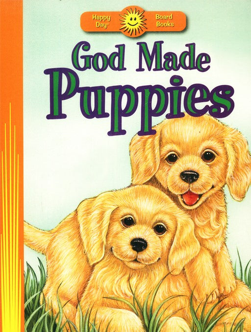 God Made Puppies (Level 1 Pre-Readers)