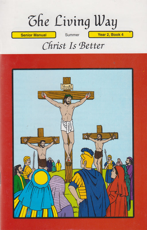 SENIOR 2-4 MAN - Christ is Better