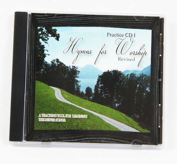 Hymns For Worship Practice CD #1