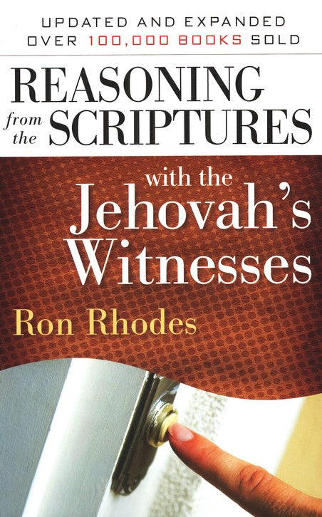 Reasoning From the Scriptures - Jehovah's Witnesses