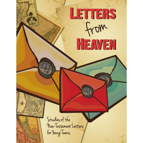 Letters From Heaven Young Teen Student Book