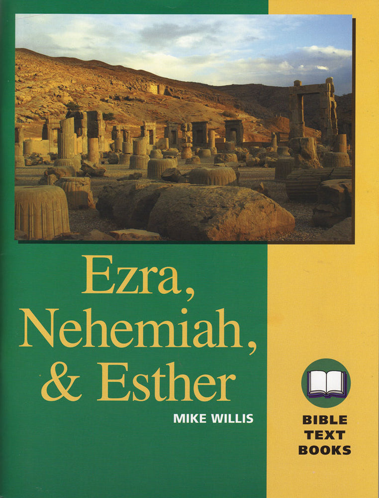 BTB Ezra - Nehemiah - Esther