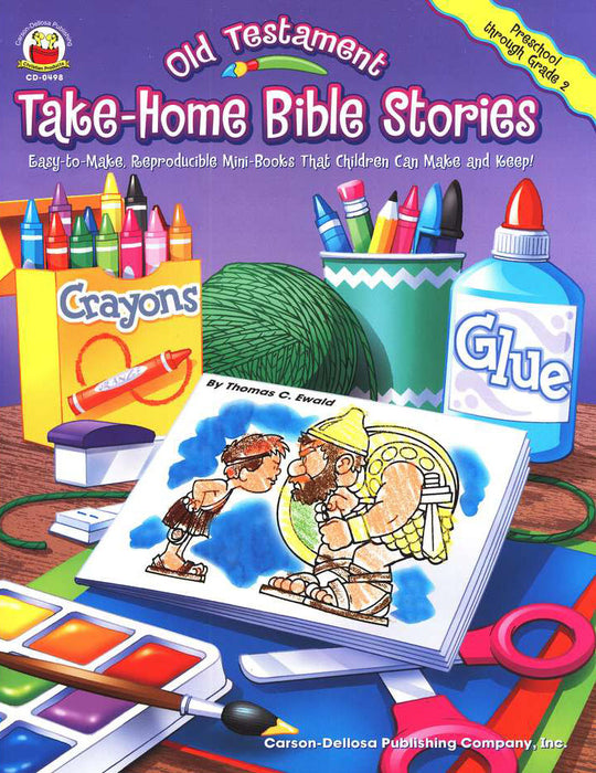 Take Home Bible Stories Old Testament