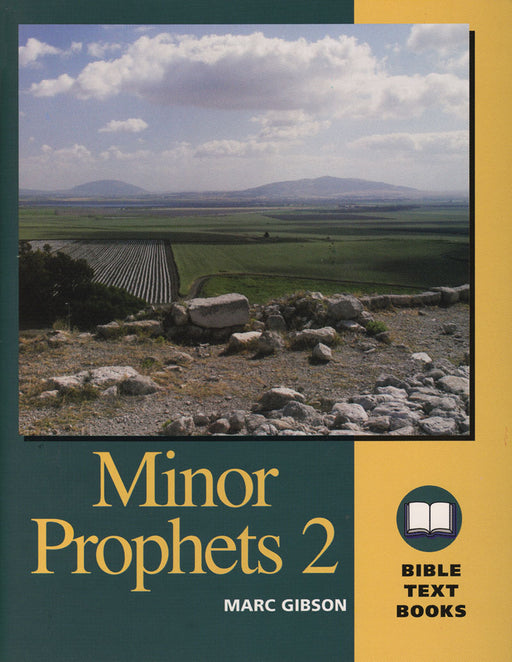 BTB Minor Prophets Volume Two