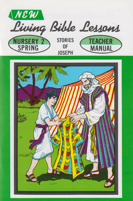 NURSERY 2-3 MAN - Stories of Joseph