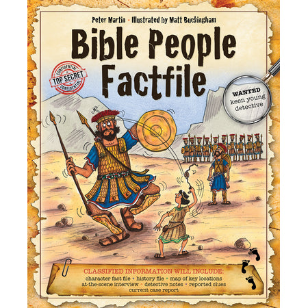 Bible People Factfile