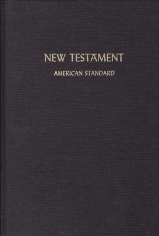 Bible ASV New Testament