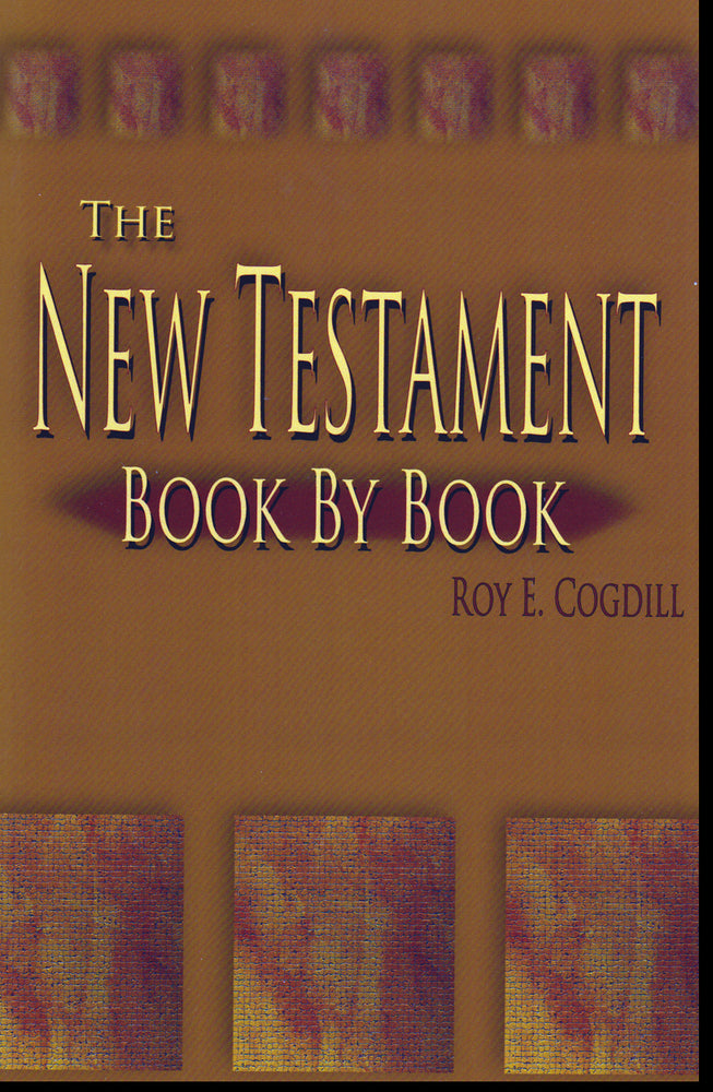 New Testament Book by Book