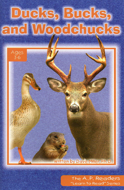 Ducks, Bucks, and Woodchucks-Learn to Read Series