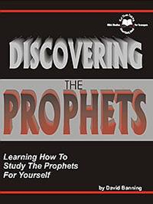 Discovering the Prophets