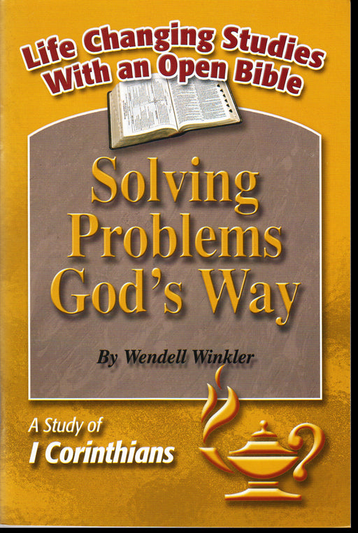 Solving Problems God's Way