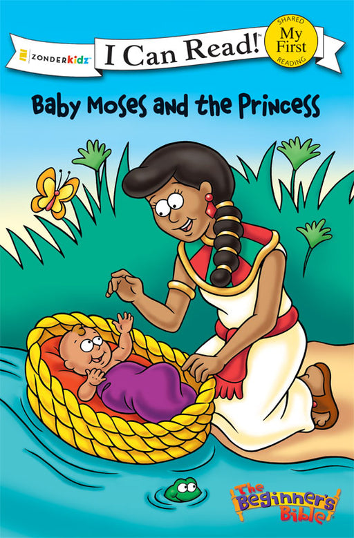 Baby Moses and the Princess - I Can Read Book