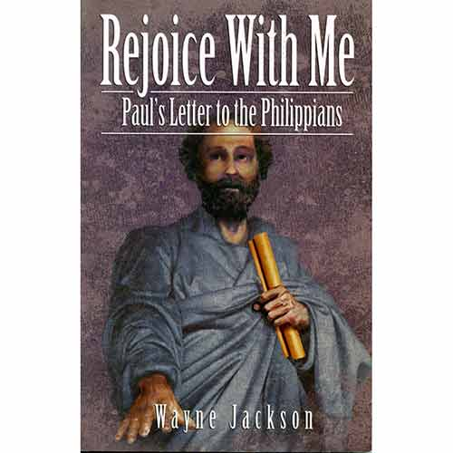 Rejoice with Me-Commentary on Philippians