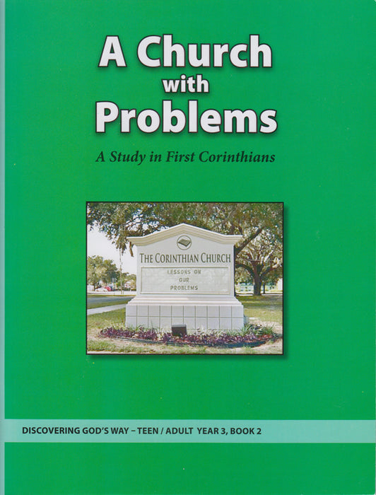 A Church With Problems (Teen/Adult 3:2)