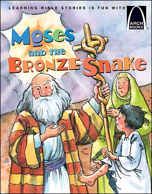 Moses and the Bronze Snake