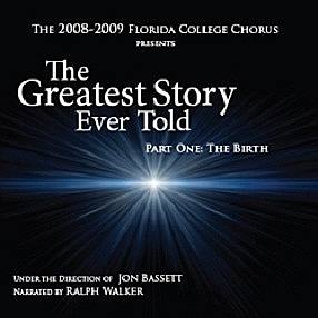 FC Chorus - The Greatest Story Ever Told Part 1: The Birth -  2008-2009 CD