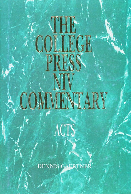 NIV Commentary Series - Acts