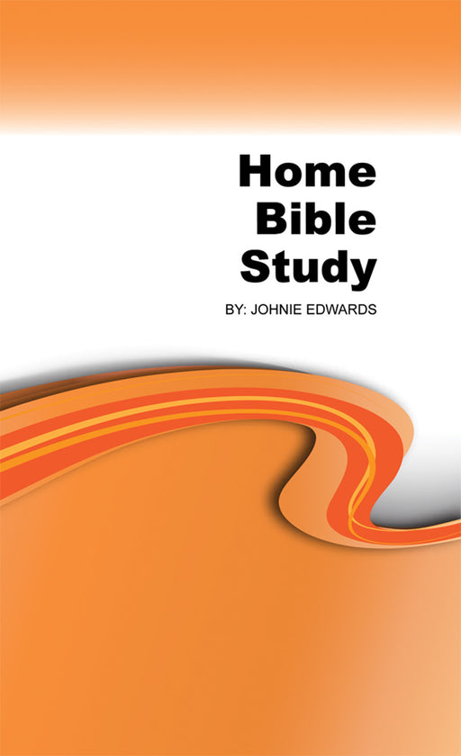Home Bible Study Workbook