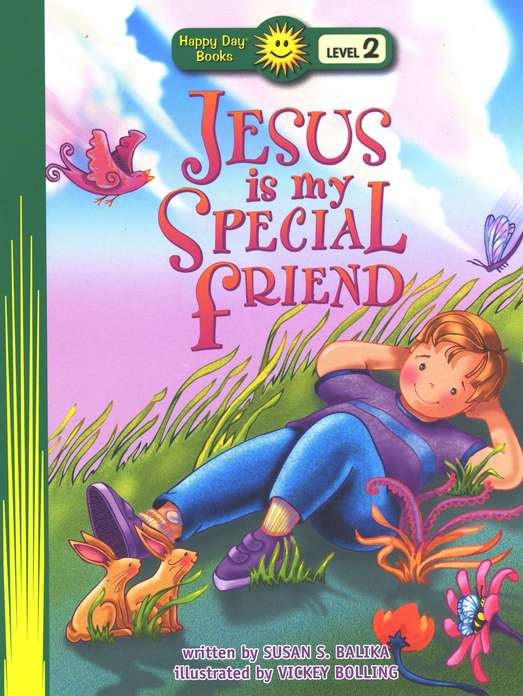 Jesus is My Special Friend (Beginning Readers)