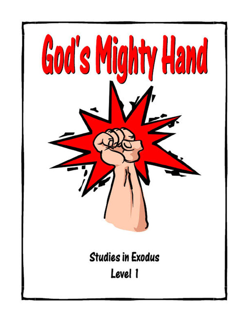 God's Mighty Hand Level 1