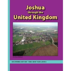 Joshua through the United Kingdom (Teen/Adult 4:2)