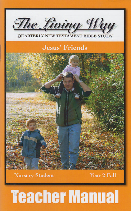 NURSERY 2-1 MAN - Jesus' Friends