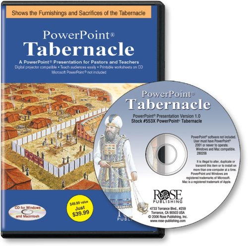 PowerPoint Tabernacle