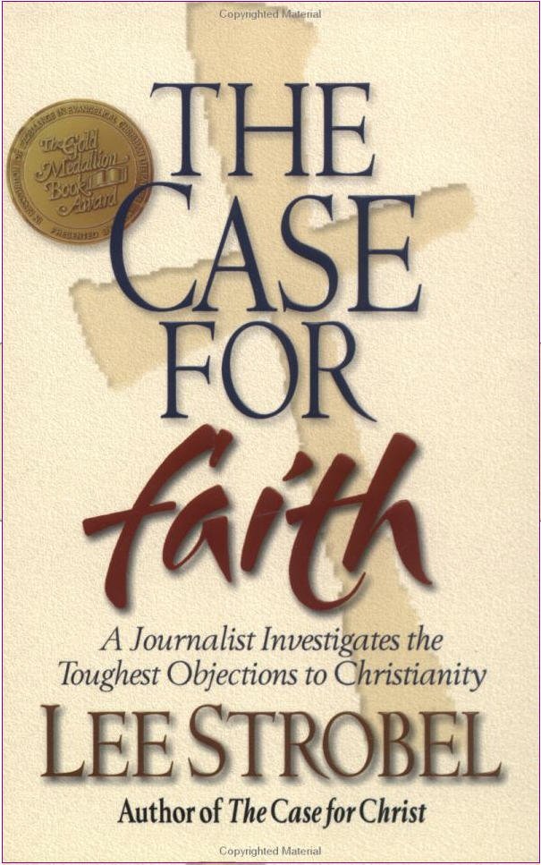 The Case for Faith (Mass Market Paperback)