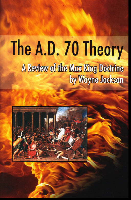 The A. D. 70 Theory
