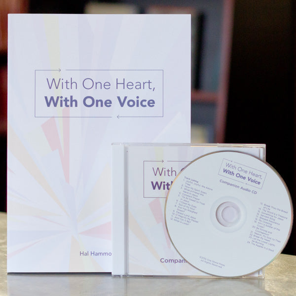 With One Heart, with One Voice Workbook and CD