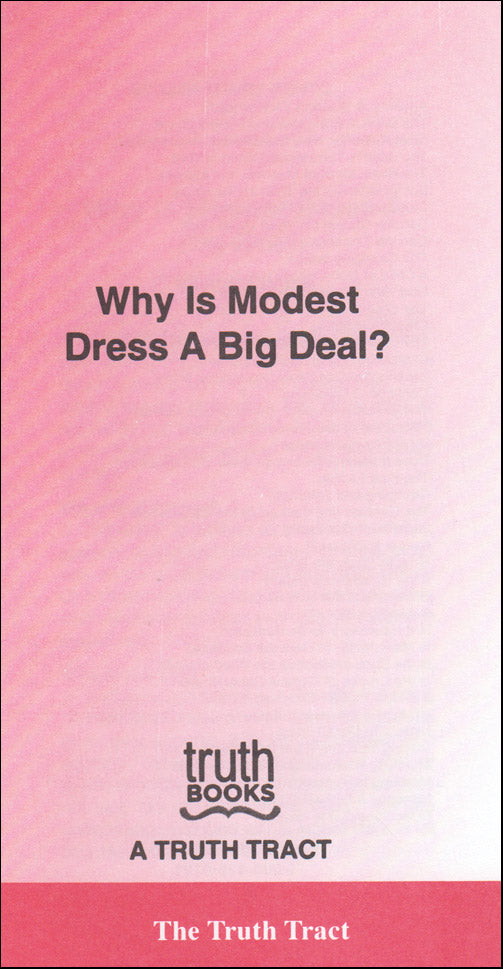 Why Is Modest Dress a Big Deal?