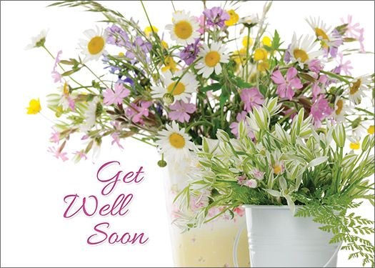 Boxed Cards - Comfort in God's Care - Get Well