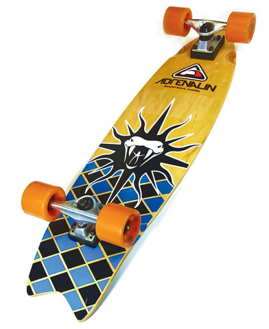 Adenalin Skate 440149     ~ TELSTAR CRUISE 32 SKATEBOARD New zealand nz vaughan