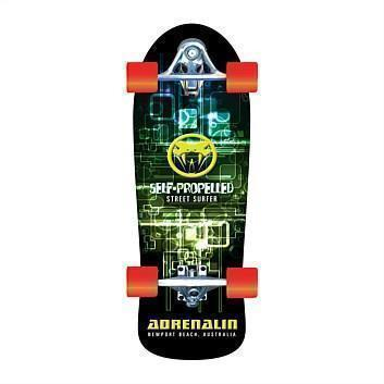 Adenalin Skate 4401491    ~ STREET SURF ARTIC32 SKATEBOARD New zealand nz vaughan