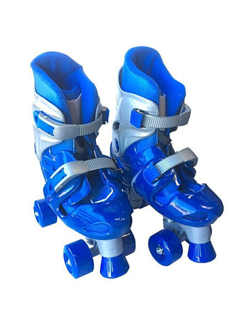 Adenalin Skate MULTI-ITEM 01-Apr 440410     ~ ROLLER SKATES GREY/BLUE