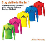 Adrenalin MULTI-ITEM 4221197    ~ RASHVEST JNR HI-VIZ AQUA New zealand nz vaughan