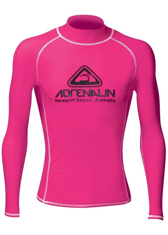 Adrenalin MULTI-ITEM 42211977   ~ RASHVEST JNR HI-VIZ PINK New zealand nz vaughan