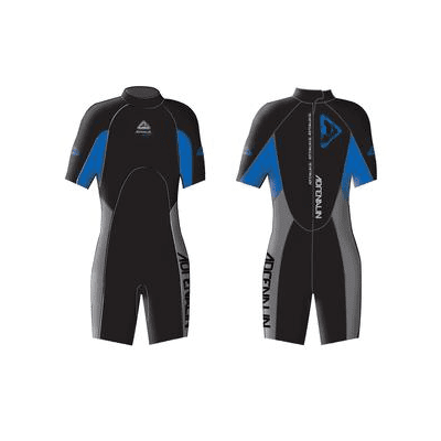 Adrenalin MULTI-ITEM 4223125    ~ AQUASPORT SPRING SUIT BLUE New zealand nz vaughan