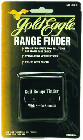 Golf C90430     ~ G/EAGLE GOLF RANGE FINDER New zealand nz vaughan