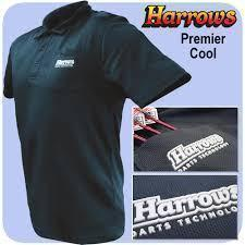 Harrows G747       ~ HARROWS POLO SHIRT New zealand nz vaughan