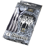 Harrows MULTI-ITEM G211424    ~ HARROWS SILVER SHARK DART New zealand nz vaughan