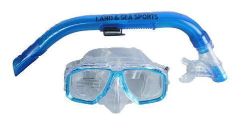 Land & sea 42050      ~ TURTLE  MASK/SNORKEL SET New zealand nz vaughan