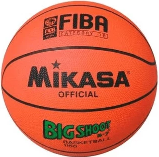 Mikasa 82607      ~ MIKASA 1150 BIG SHOOT B/BALL 7 New zealand nz vaughan